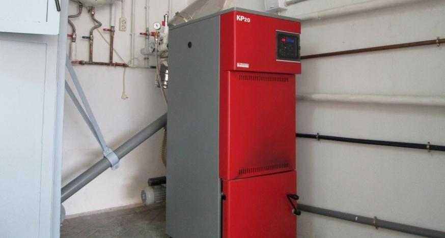 instalacion caldera biocalora kp20 - itruiz